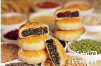 五谷杂粮的月饼吃的就是健康-今年月饼抢先看 沪上品牌月饼特色大盘